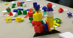 Shapes the Game is a tabletop game currently in development