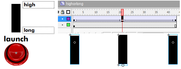 High or Long Slider
